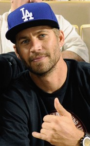 Paul Walker baseball cap