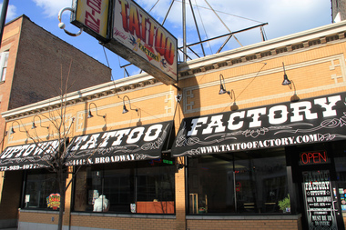 tattoo factory chcicago