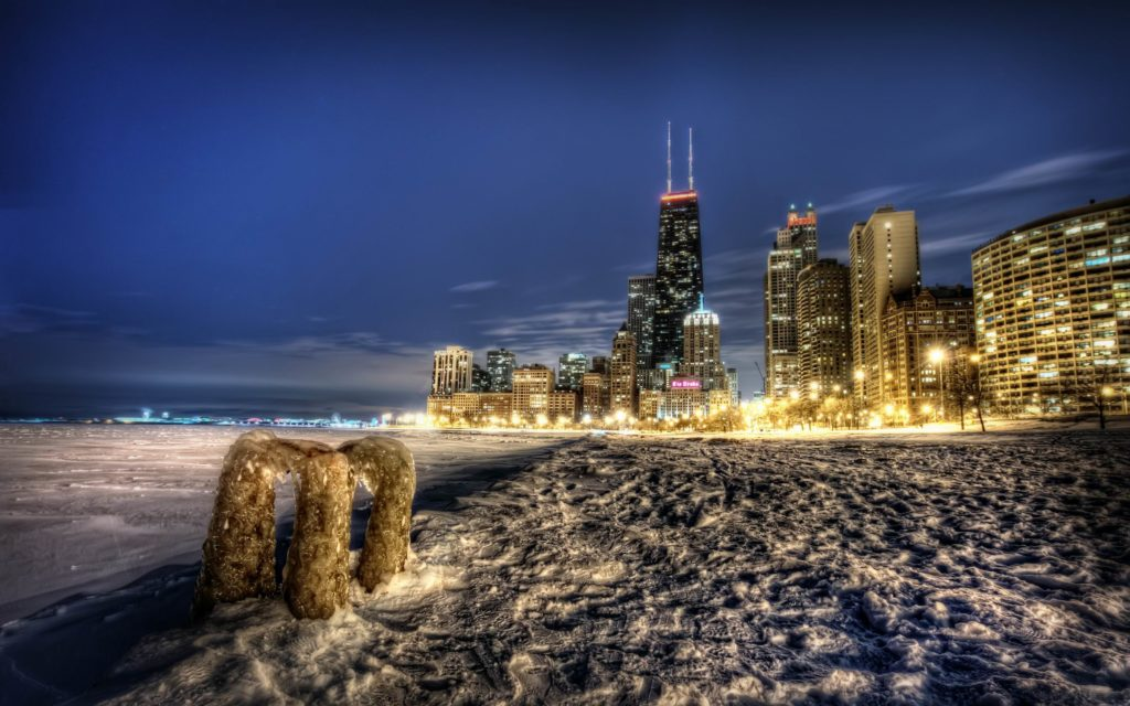 winter depression chicago