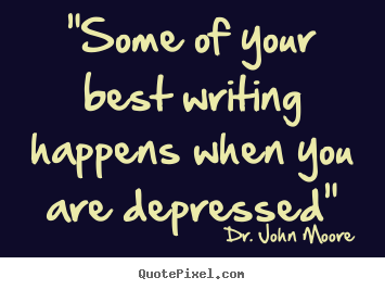 creative writing depression chicago therapists